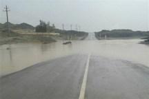 هشت مسیر در جنوب سیستان و بلوچستان همچنان مسدود است