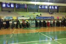 مسابقات فوتسال المپیاد استعدادهای برتر کشور در همدان آغاز شد