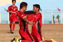 پنج بازیکن ایرانجوان بوشهر در دیدار با راه آهن مصدوم بودند