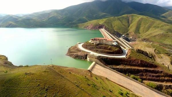 سرمایهگذاری 3500 میلیارد تومانی در بخش آب کردستان