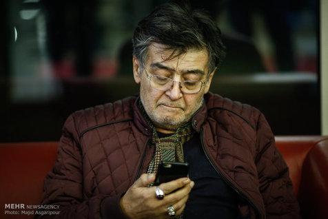 رضا رویگری به دلیل بیماری، در «دلباخته» بازی نمیکند