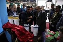 رونمایی از دو محصول دانشبنیان در مشهد