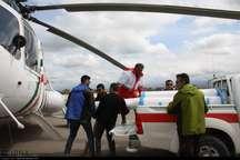 امدادرسانی هلال احمر به 61 هزار حادثه دیده سیلاب گلستان