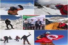 کسب عنوان سوم (برنز) جهان و سه عنوان سوم (برنز ) آسیا توسط کوهنوردان حرفه ای گیلان