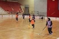 بانوان فلوربال زنجان، زمین برای تمرین ندارند