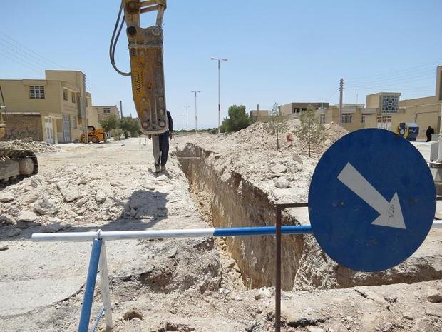چهار روستای همدان به سیستم جمع آوری فاضلاب مجهز می شوند