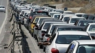 تردد یک میلیون و ۱۰۰ هزار وسیله نقلیه در مهران