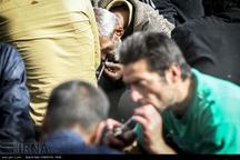 1600 معتاد متجاهر تهران در تعطیلات نوروز جمع آوری شدند