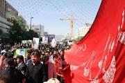پیکر ۷ شهید مدافع حرم در قم تشییع شد
