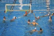 مسابقات واترپلو لیگ دسته اول نوجوانان کشور در اصفهان آغاز شد