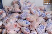 مرغ طبق مصوبه تنظیم بازار در گلستان عرضه شد