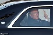 عکس/ «نه»ژاپنی ها به ترامپ