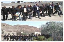 تاکید نماینده مجلس بر توجه به خواسته های کارگران معدن سرب کوشک بافق