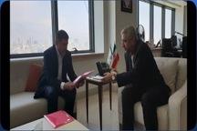 تاکید وزیر نیرو برای بررسی و تحقق مطالبات حوزه آب البرز