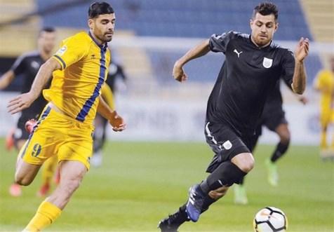 باشگاه السد به پورعلی گنجی دلداری داد+ عکس
