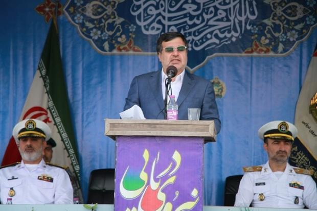حضور در آب های دوردست نشان دهنده اقتدار نظام اسلامی است