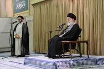 ابلاغ حکم امام جمعه جدید تبریز