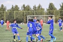 نتایج مسابقات فوتبال لیگ های نوجوانان و جوانان گیلان