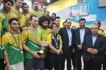 سرمربی تیم بسکتبال پالایش نفت آبادان:فصل بسیار خوبی را پشت سر گذاشتیم