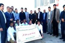 خیر دره شهری پنج زندانی را آزاد کرد