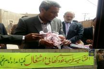 افتتاح2 طرح عمرانی در شهرستان هامون همزمان با سومین روز هفته دولت