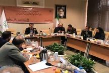 حضور طیبه بینا درنشست کمیته محیط زیست شهرداریهای کلانشهرهای کشور