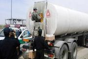 هشت هزار لیتر سوخت قاچاق در بویین زهرا کشف شد