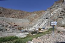 سد مشمپا بعد از 10 سال 27 درصد پیشرفت فیزیکی دارد  احتمال بهرهبرداری از آخرین گذرگاه خروج آب استان زنجان تا سال ۱۴۰۰