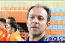 سرمربی تیم مس سونگون: بازی با تیم شهرداری ساوه انتحاری بود