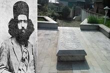 درب مزار دکتر حشمت برای ایام نوروز باز است  ساخت یادمان آرامگاه برگرفته از مزار شیخ زاهد