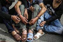 بیش از 200 معتاد متجاهر در کرج جمع آوری شد