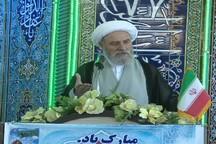 امام جمعه هریس: نامزدهای انتخابات شعارهایشان در حمایت از محرومان باشد