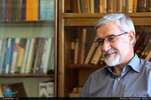 حضور میرحسین موسوی در منزل برادرش