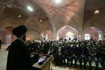 روحانیون غرور مقدس ایران را در 40 سال انقلاب تضمین کردند عزت کشور مرهون مجاهدت روحانیون است