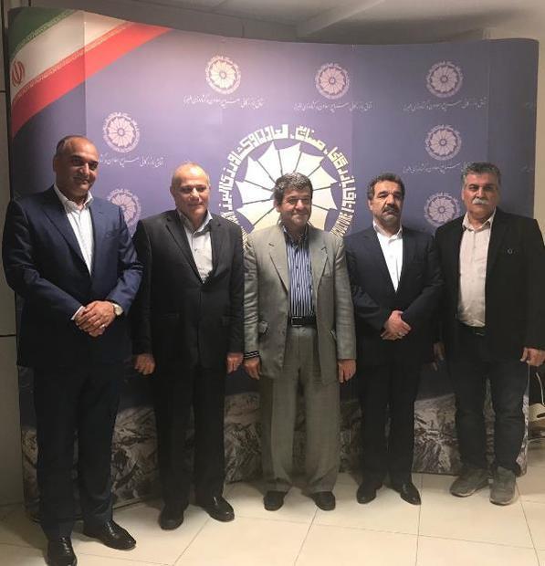 اعضای هیات رئیسه سومین دوره اتاق بازرگانی البرز مشخص شد