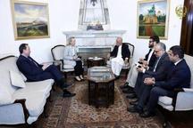 'غنی' برای استثنای چابهار از تحریم با آمریکا مذاکره کرده است