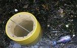 سطل هایی که زباله های اقیانوسی را جمع آوری می کند+ عکس