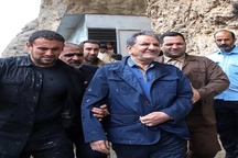 هیچ اولویتی برای دولت بالاتر از نجات جان مردم در برابر سیل نیست  دولت برای جبران خسارات سیل خوزستان در کنار مردم ایستاده است