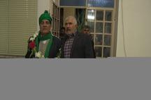 گروگان مهریزی در سلامت به آغوش خانواده بازگشت