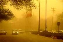 گردوغبار در استان کرمانشاه روبه کاهش است