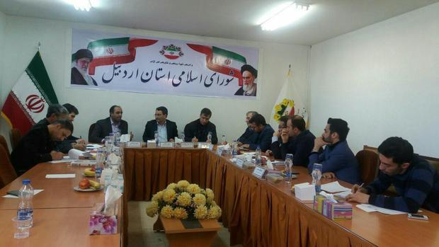 نظارت بر ساخت سازها در استان اردبیل تشدید شد