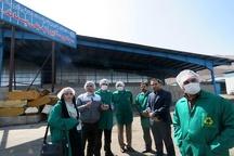 ضعیف بودن سازمان پسماند شهرداری قزوین در تفکیک زباله از مبدا
