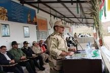 رزمایش مشترک امنیتی سپاه و نیروی انتظامی در یاسوج برگزار شد