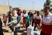 ایجاد افزایش تحمل و تاب آوری در مردم آسیب دیده با ارائه کمک های مادی وجود بیش از 30 هزار خانوار متأثر از سیل در خوزستان