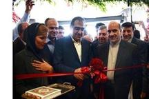 افتتاح بیمارستان خصوصی سینا با حضور وزیر بهداشت در اراک