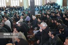 مراسم بزرگداشت ارتحال آیت الله هاشمی رفسنجانی در اردبیل برگزار شد