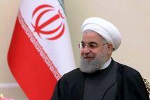 روحانی: ملت ایران در سخت ترین شرایط عزت خود را نخواهد فروخت