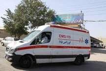 13 نفر در حوادث نوروز در شمال خوزستان جان باختند