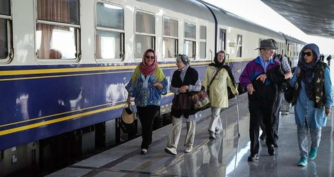قطار مسافری ایران - ترکیه ۲۸ خرداد راه اندازی می شود