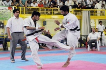 گیلان قهرمان مسابقات کاراته کشور شد